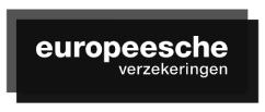 Europeesche verzekeringen logo