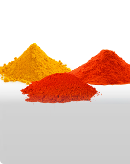 Pigmentos inorgánicos
