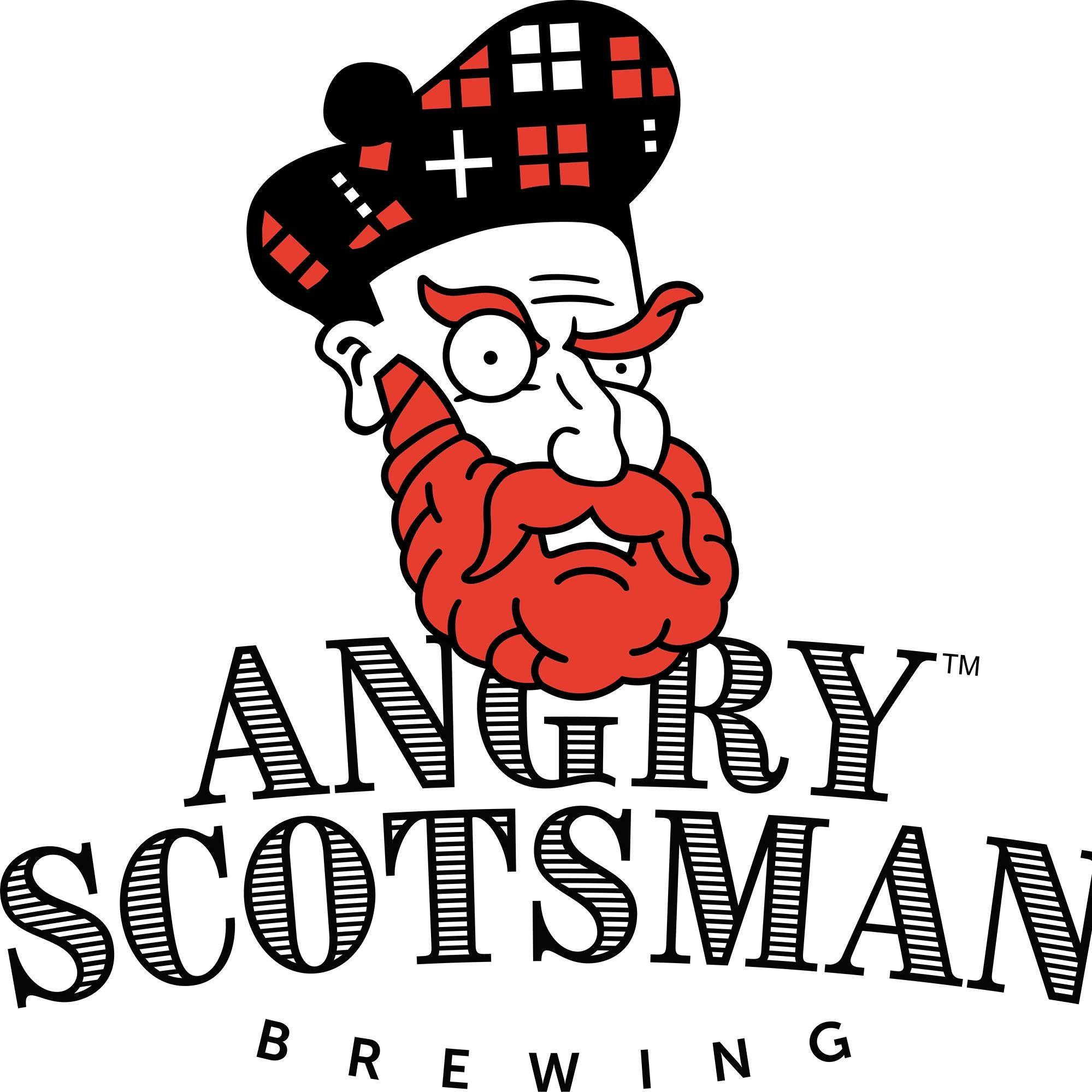 Angry Scotsman Brewing Logo