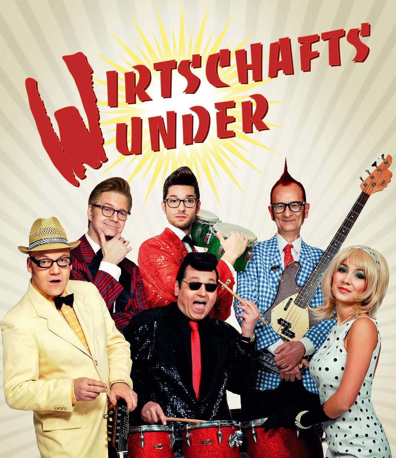 "picture of the band ""Wirtschaftswunder"""