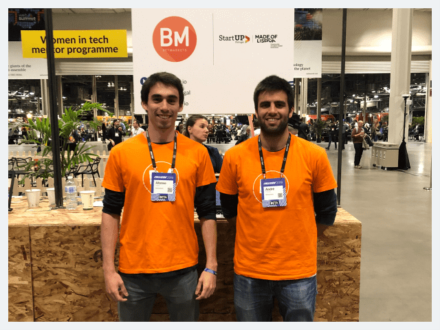 Afonso Vieira and André Flórido, Betmarkets