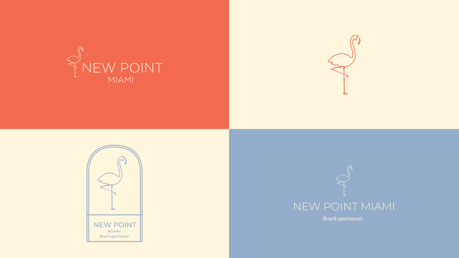 473.Agency - NewPoint Miami - Visual Identity - Logo and Symbol articulation