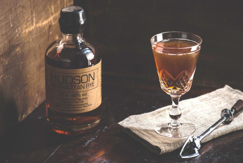 Hudson-whiskey-manhattan