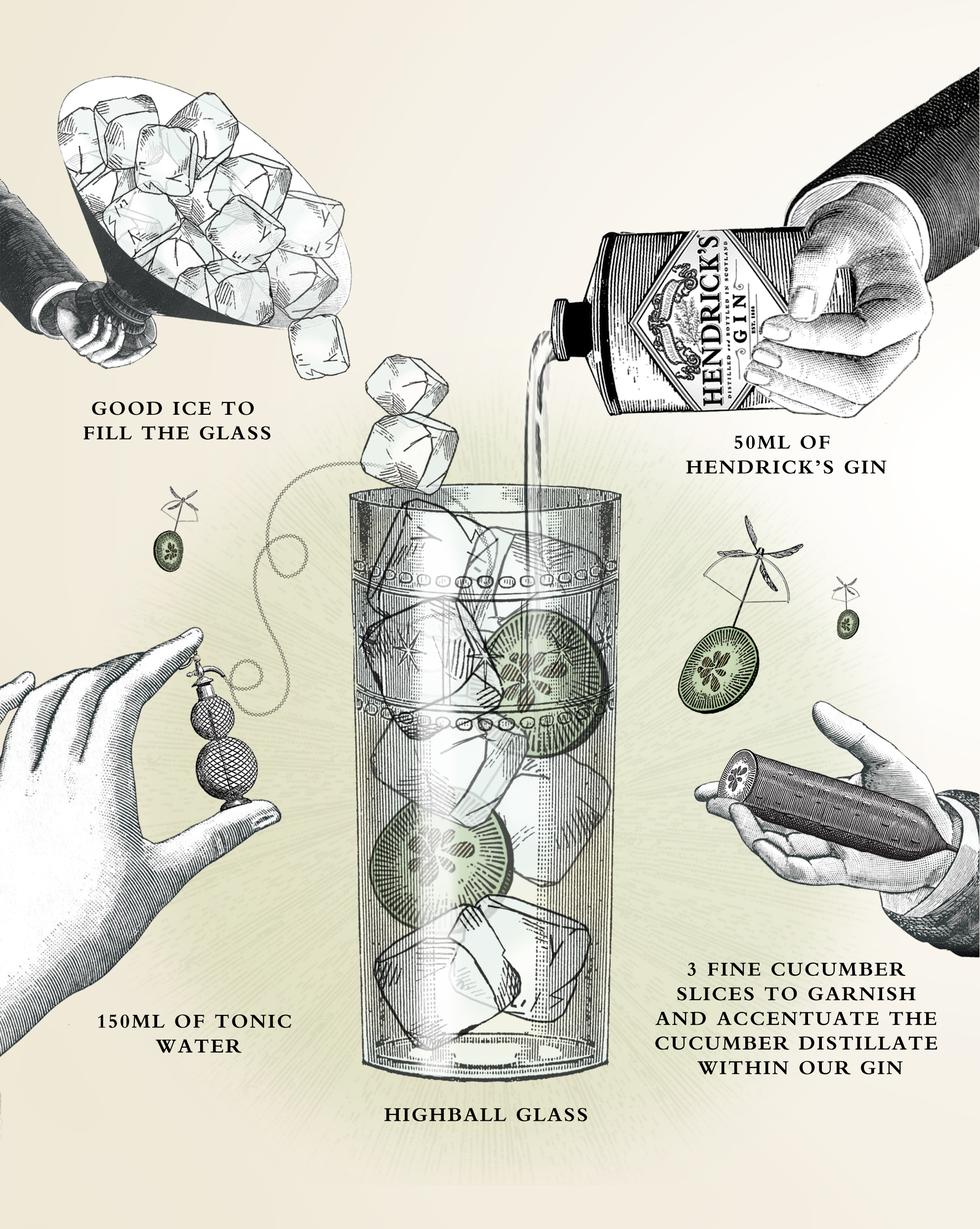 Les trois cocktails du printemps 2016