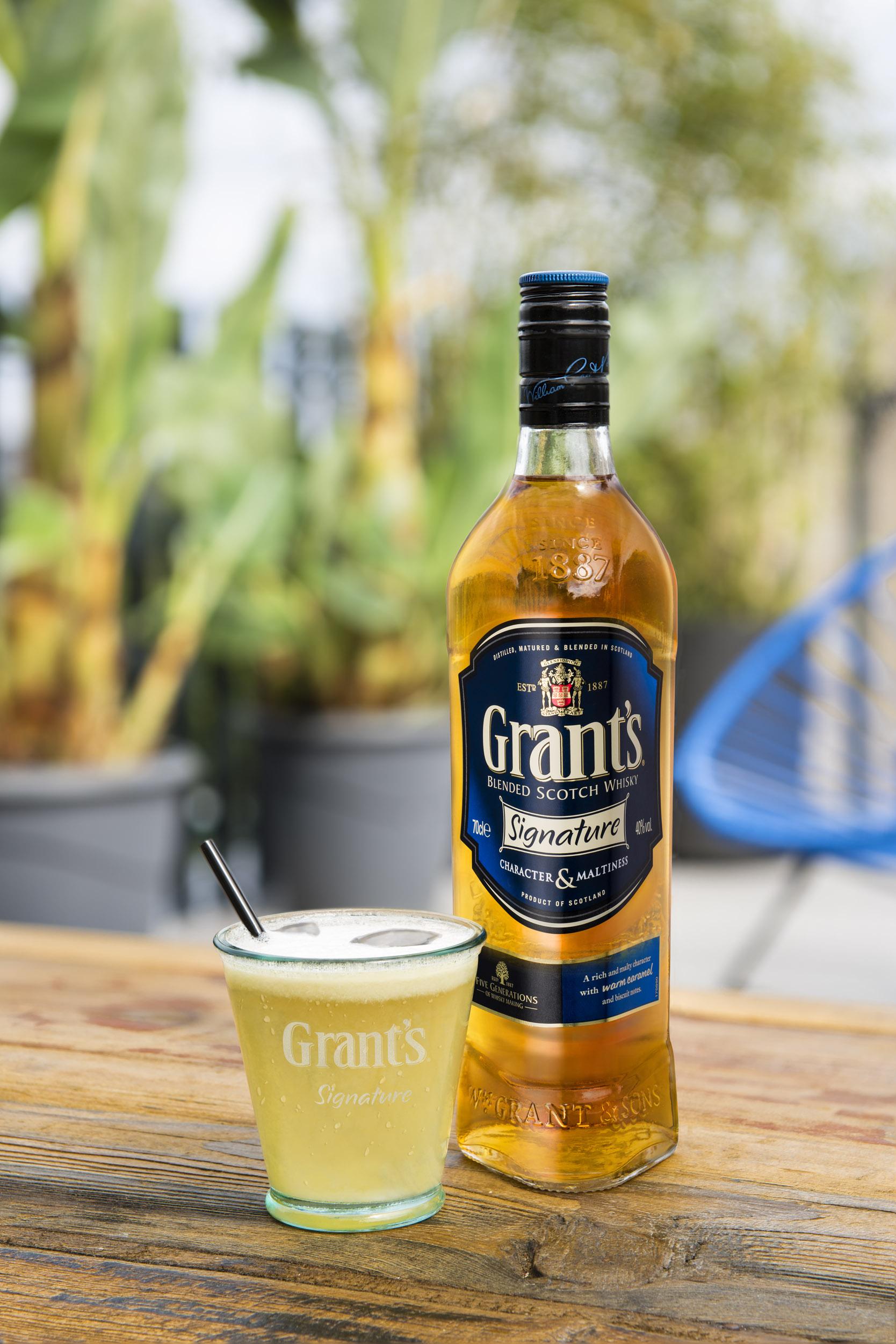 5 choses à savoir sur le whisky écossais Grant's