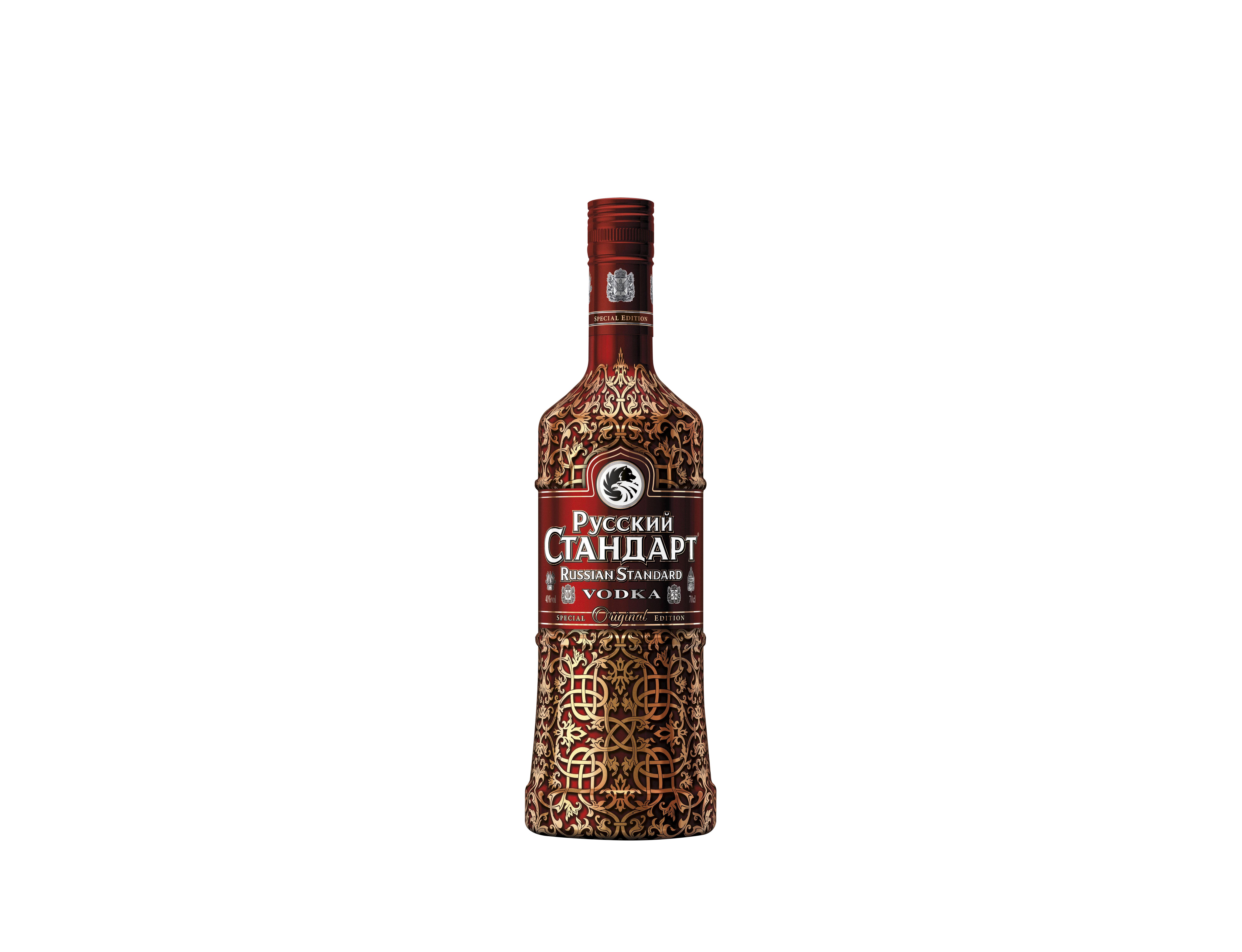 5 choses à savoir sur la vodka russe Russian Standard Vodka