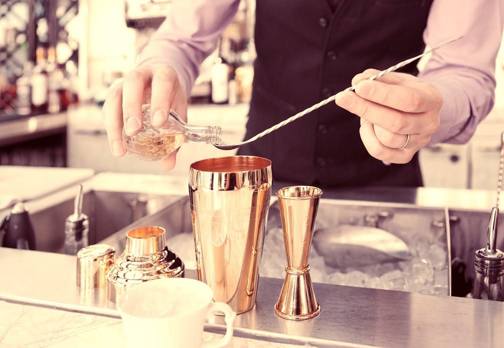 bons gestes pour faire un cocktail