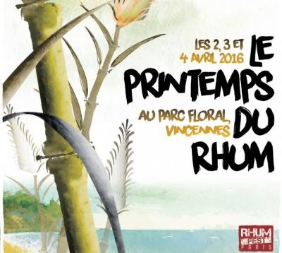 Le Rhum Fest Paris 2016
