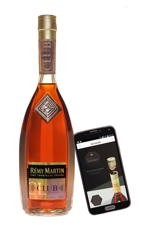 Rémy Martin présente sa nouvelle bouteille 2.0 !