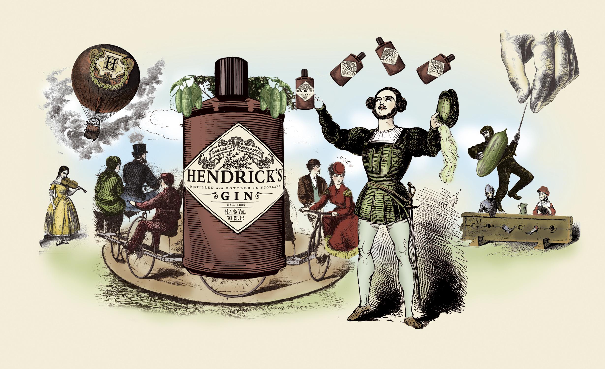 5 choses à savoir sur le gin Hendrick's !