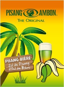 Redécouvrez la bière avec Pisang Ambon !