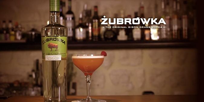 30 secondes pour un cocktail – Zubrowka Bison Grass