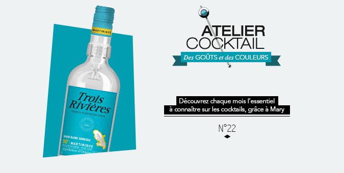 10 Tips cocktail avec Trois Rivières