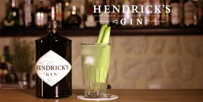 30 Secondes pour un cocktail – Hendrick's