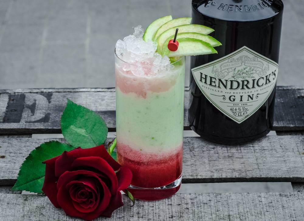 Hendrick's Apple