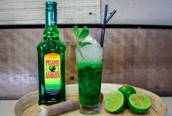 Jungle Pisang Mojito