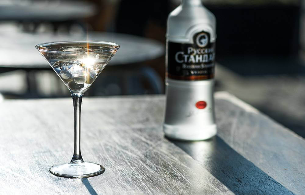 Moscow Russian Gimlet