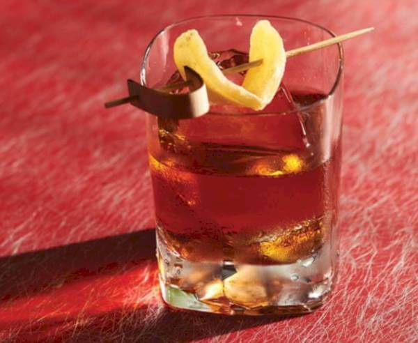 Old Fashionned Sailor Jerry