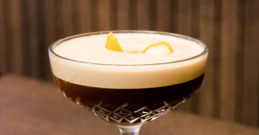 Aoaki Espresso Martini