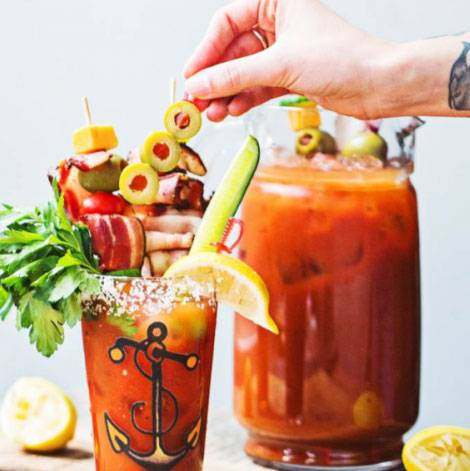 Bloody Mary Sailor Jerry
