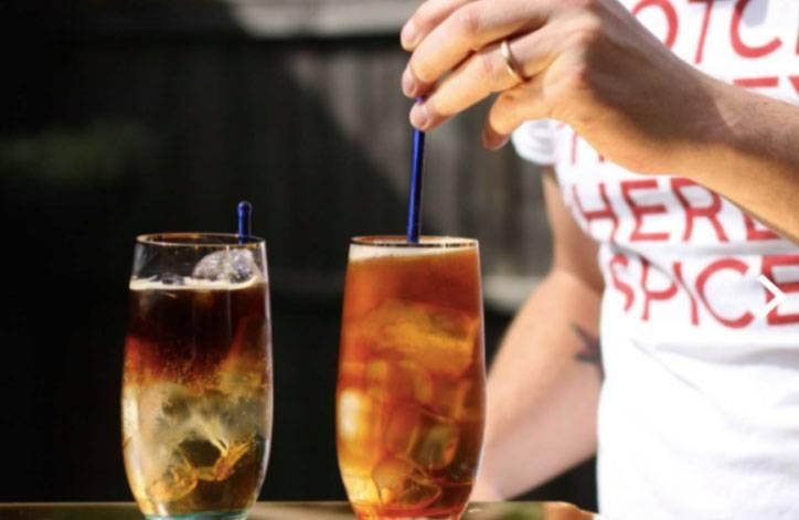 Drambuie Café Tonic