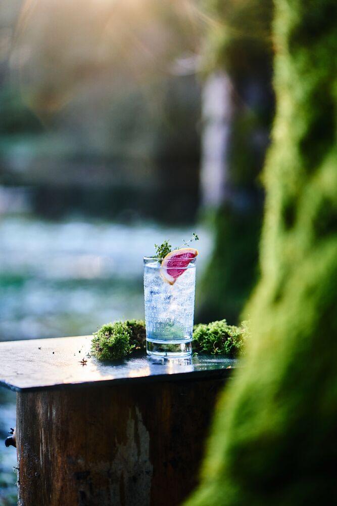 Gin & Tonic Pamplemousse et Thym