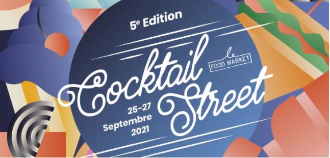 À ne pas manquer : cocktail Street Paris 2021 !