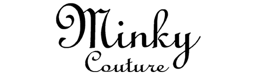 Logo for luxury blanket company Minky Couture