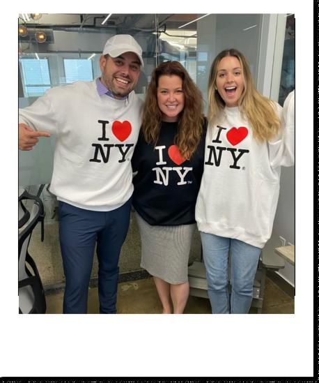 We Love New York City!