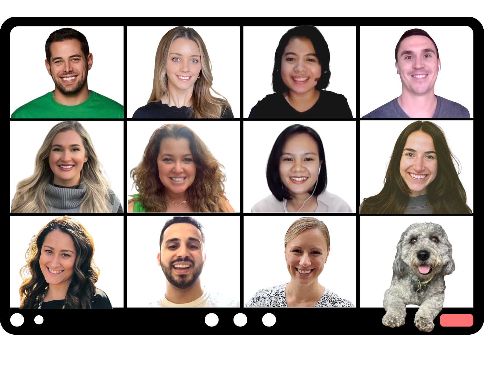 Captivate Talent Team Picture