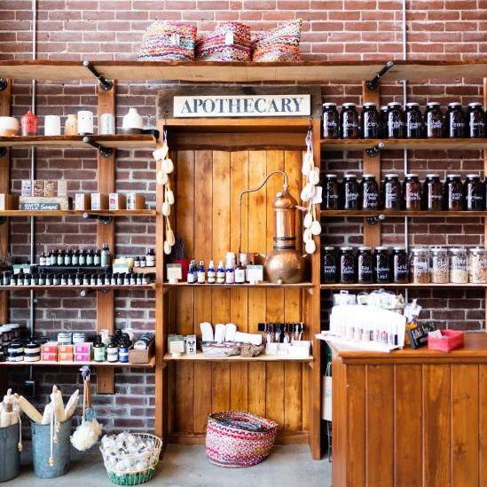 Savon Du Bois store in Prince Edward County