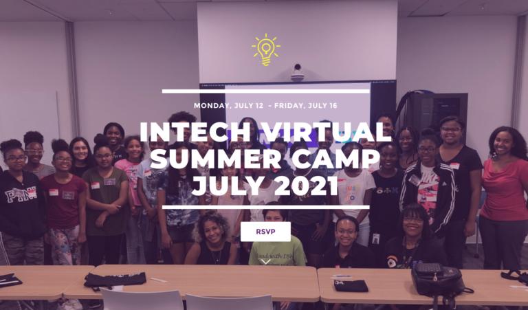 Virtual Summer Camp Header