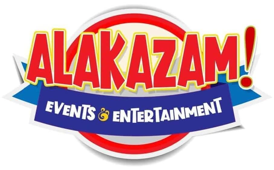 Alakazam Events logo.