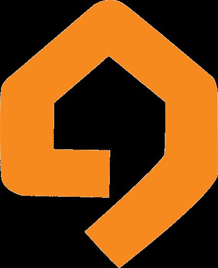 Orange RHEA TECHNOLOGIES logo