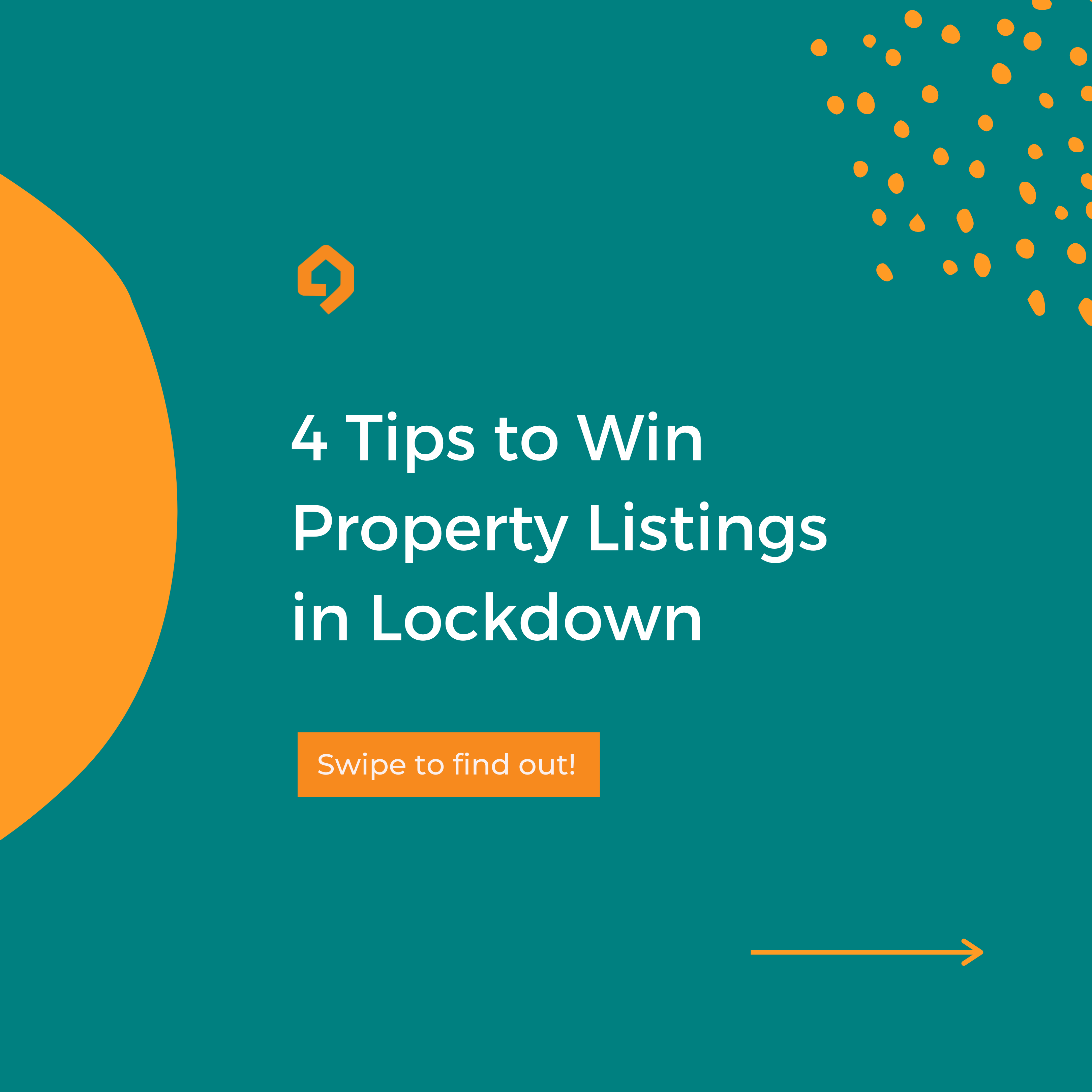 4 Tips to Win Property Listings in Lockdown