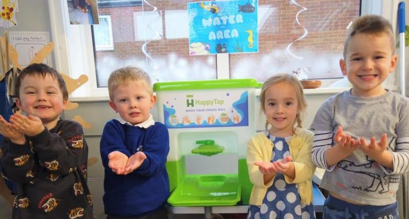 Healthy Habits – North Tyneside nursery