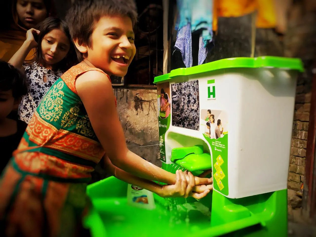 Portfolio Learnings: How HappyTap is changing handwashing behaviour in Bangladesh