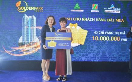 Dự án chung cư cao cấp Golden Park Tower Cầu Giấy chính thức chào bán tới khách hàng thủ đô.