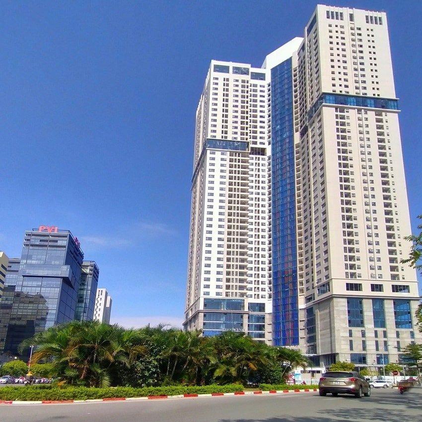 Dự án chung cư Golden Park Tower mở bán đợt 3 trong tháng 6