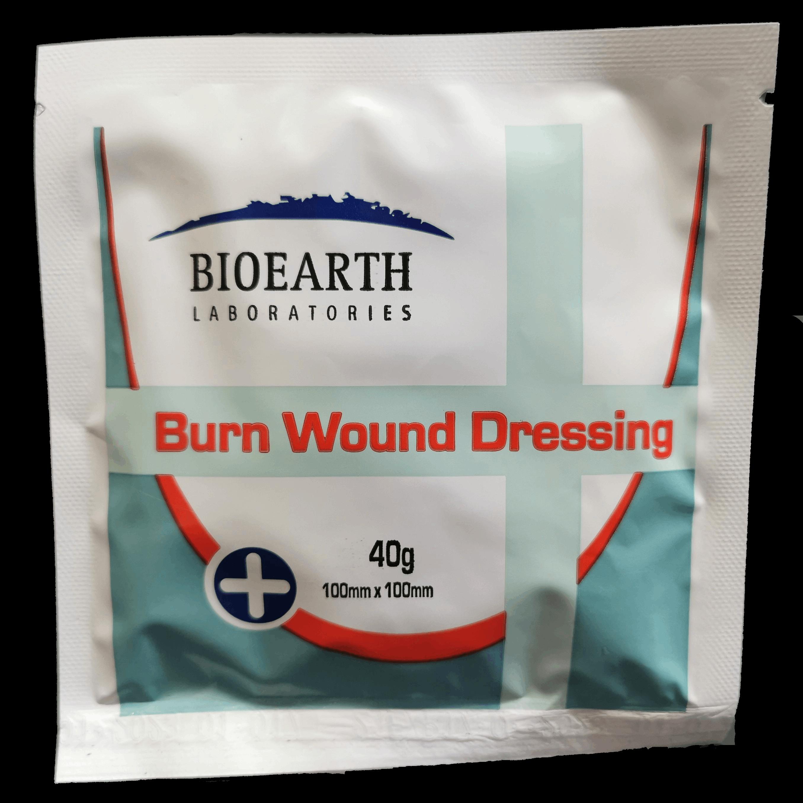 Burn Wound Dressing