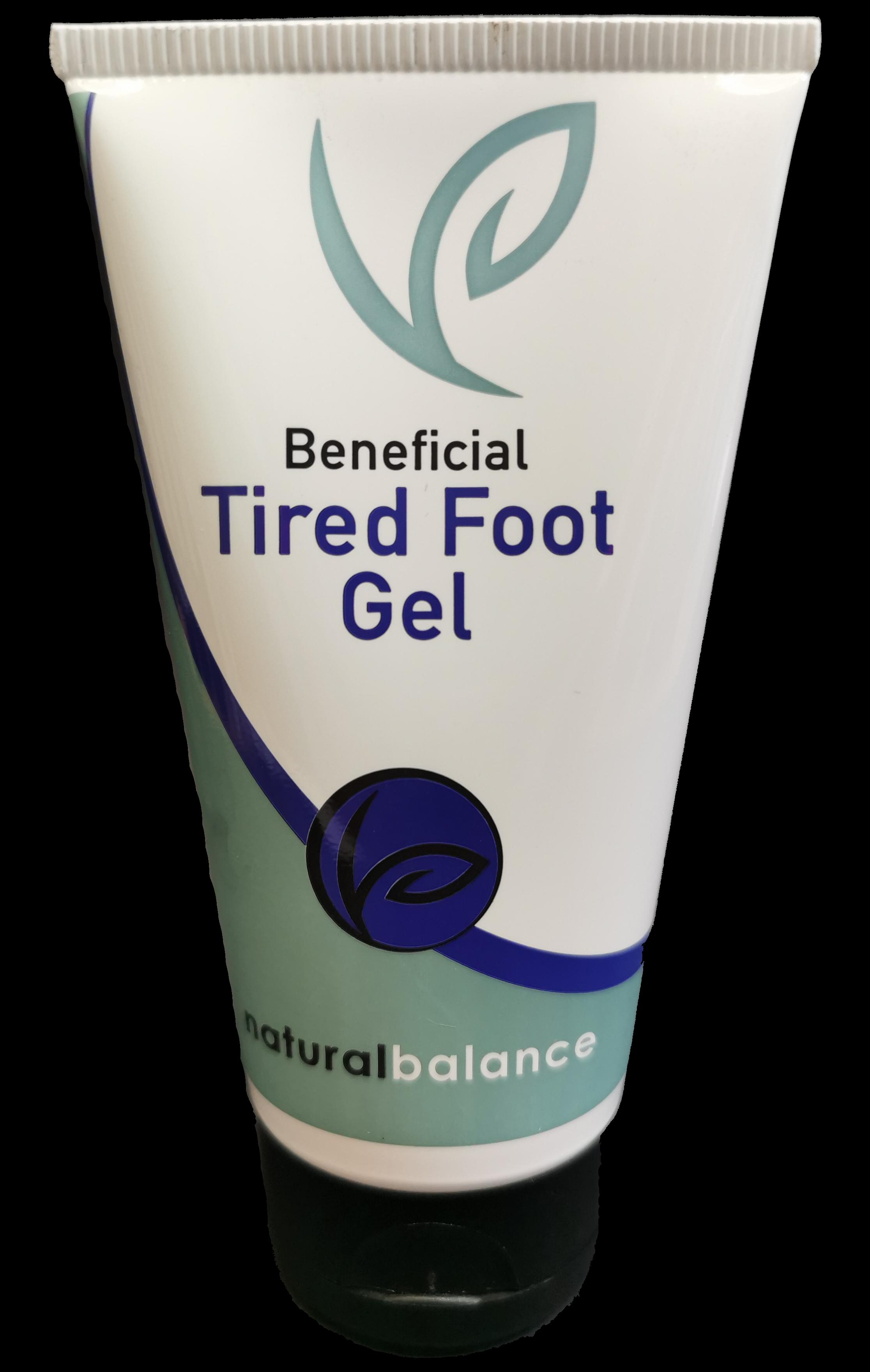 Tired Foot Gel