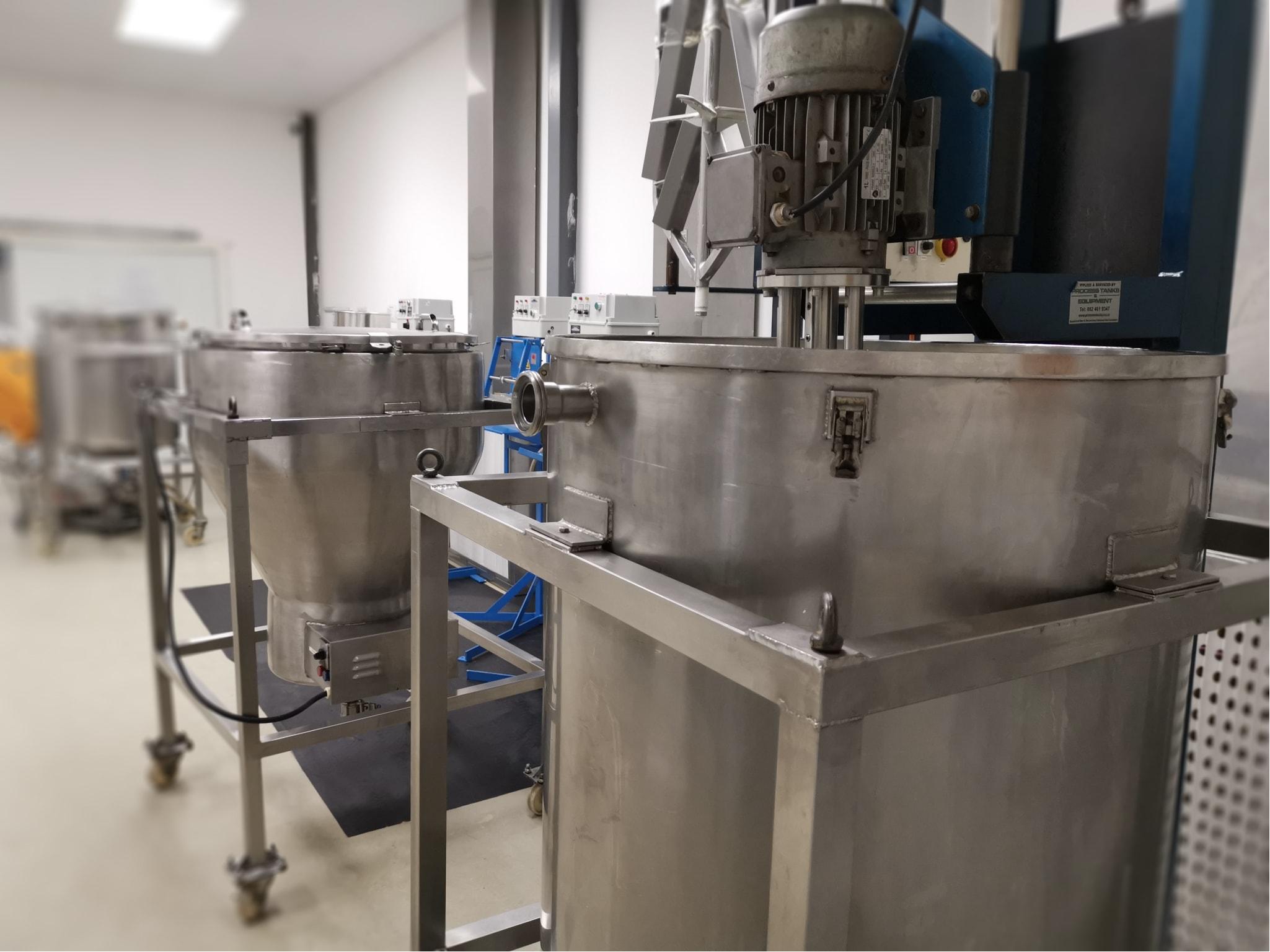BioEarth Manufacturing facilities