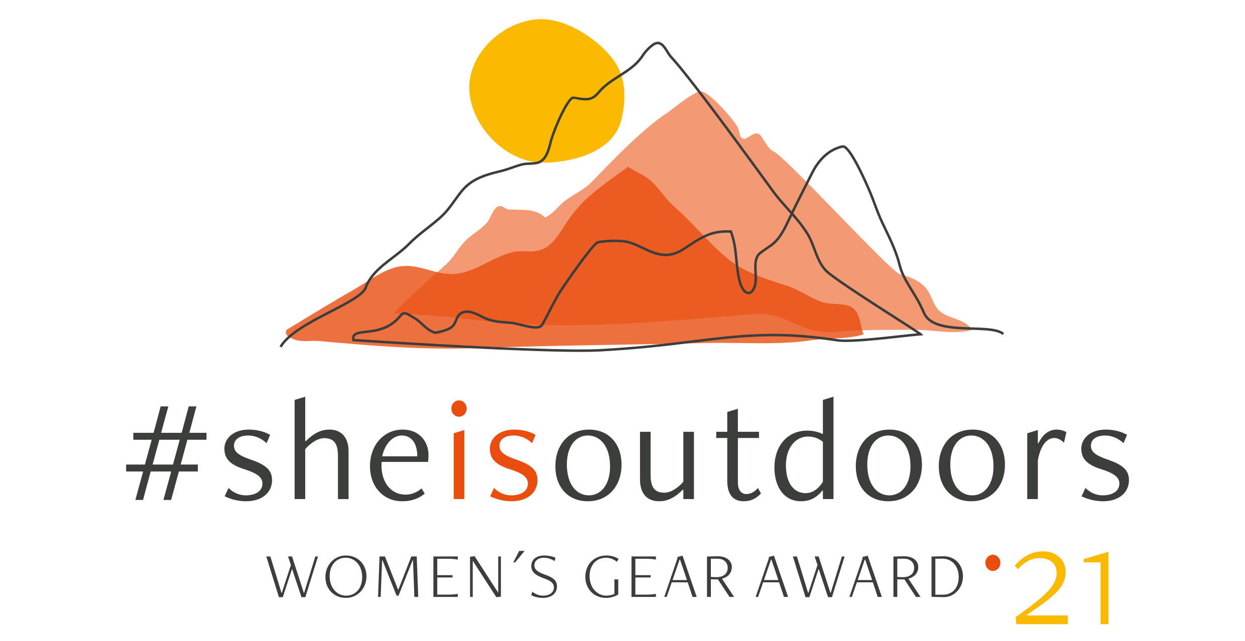 LOGO #she is outdoors summer 2021