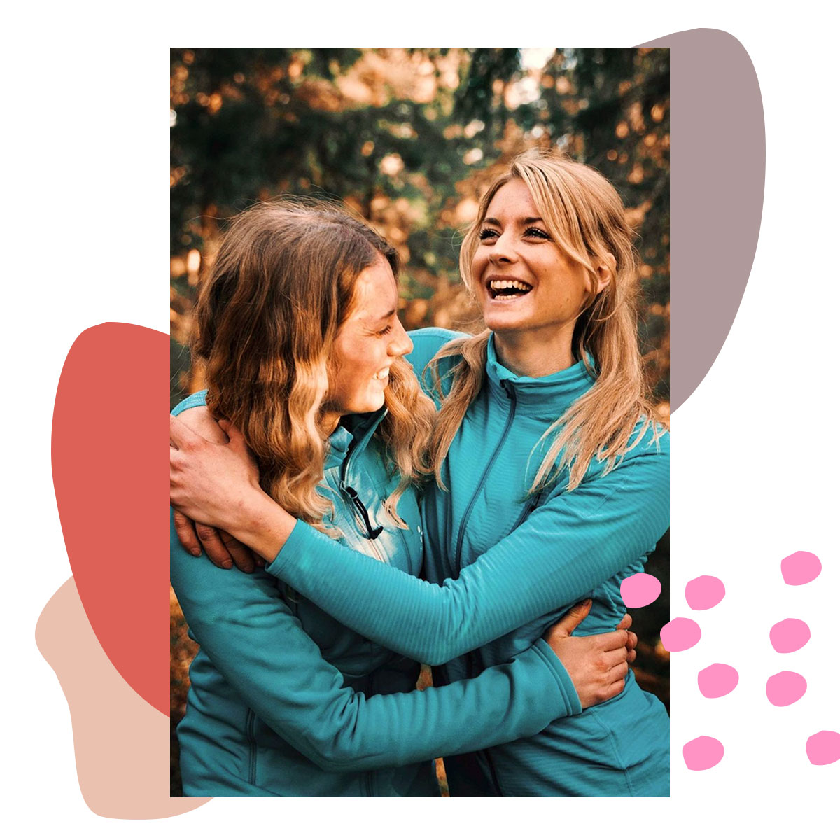We are better together! 💚 Girls let's unite for the first outdoor gear award for women only! If you know a #brand oder a #product, that is absolutely award worthy or also an inspiring #woman who should be presented on our feed, please reach out! ⭐  climber: Matilda Söderlund, Hanna Söderlund