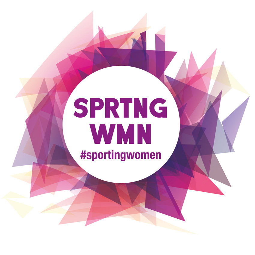sporting women Logo - fiedler & peters concepts