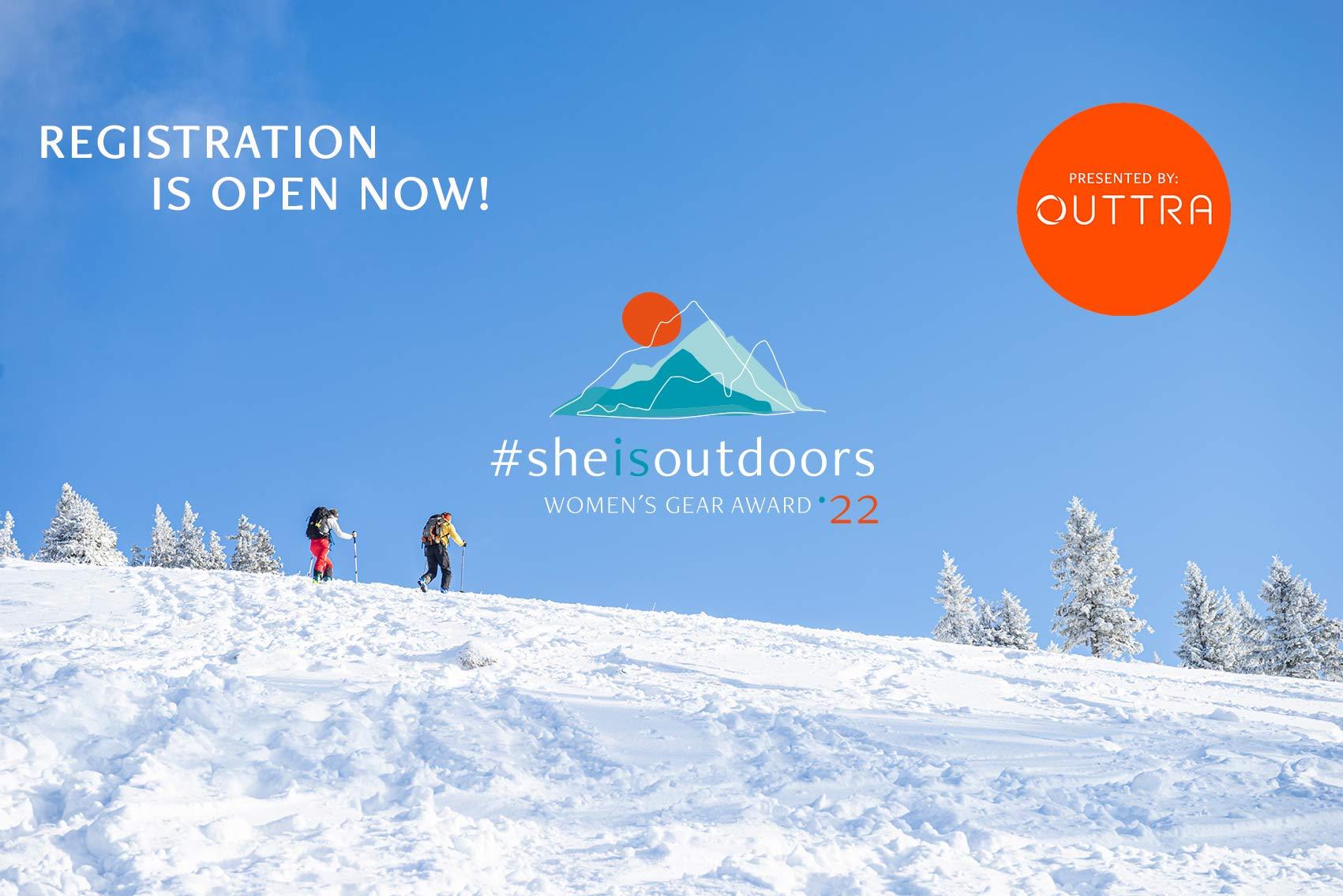 Girls skiing up a mountain