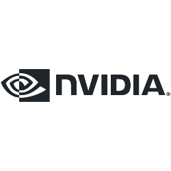 Nvidia logo black