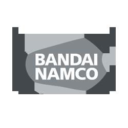 Bandai Namco logo Black