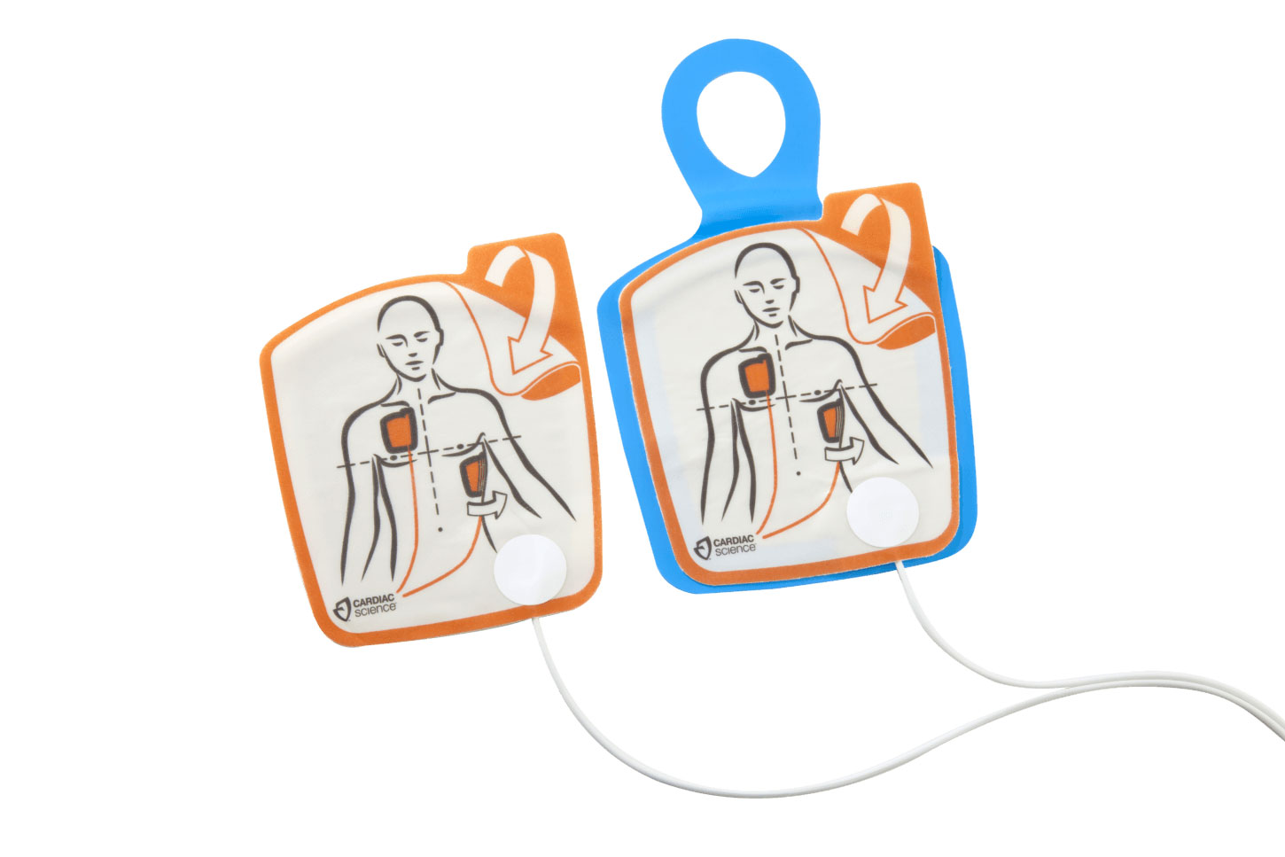 Powerheart G5 AED Replacement Pads – Adult