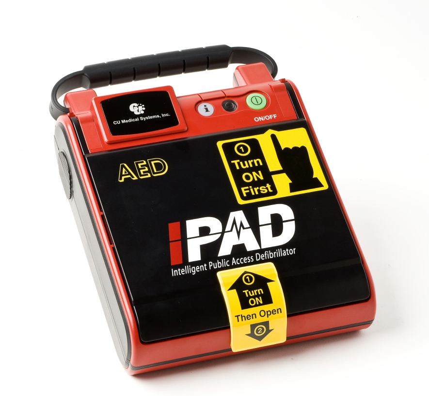 iPad Saver NF1200 Defibrillator